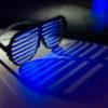 видео очки, пиксельные очки, pixel glasses, video glasses